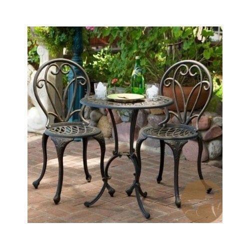 bistro chair glides bistro chairs ebay