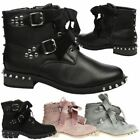 Studded Ankle Boots for Women