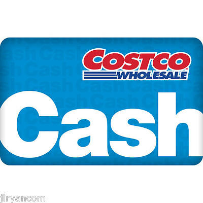 $25 Costco Cash Card Gift Card~NO Membership Required~CHEAP Gas!!