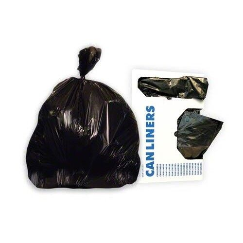 """24"""" x 32"""" Stock Trash Bags/ Can Liners (Case of 250) - 10121430S"""
