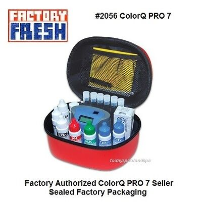 LaMotte ColorQ PRO 7 Digital Water Tester 2056 pool water tester