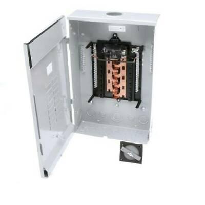 New Siemens Pl Series 200 Amp 8-space 16-circuit Main Breaker Outdoor Panel 3r
