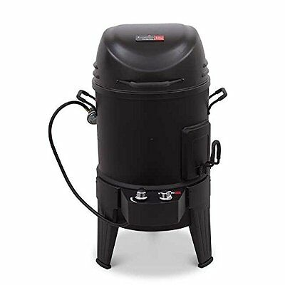 Char-Broil Big Easy TRU Infrared Smoker Roaster and Grill 3-in-1 OPEN BOX NEW