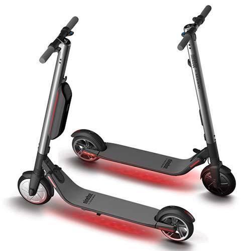 Купить Segway ES4 - Ninebot ES4 electric folding kickscooter 18.6 mph 28 miles external battery