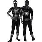 Lycra/Spandex Spider-Man Unisex Costumes