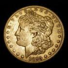 1893 CC Morgan Dollar XF