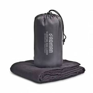 NEW ROMAN THERMAL sleeping BAG LINER hike camp bed  POST PICK UP