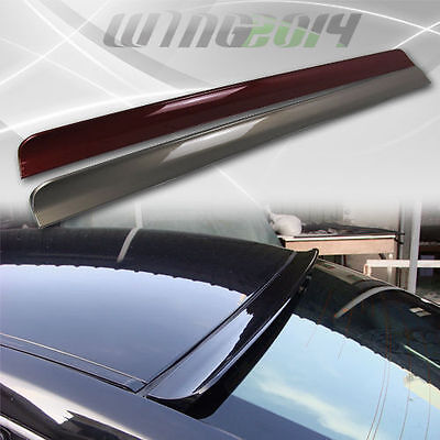 PAINTED ALL COLOR FOR HONDA CIVIC 7TH 2DR COUPE WINDOW ROOF SPOILER WING 01 05