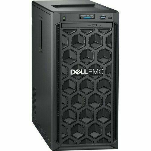 Dell EMC PowerEdge T140 Mini tower Server Xeon E-2124  8 GB