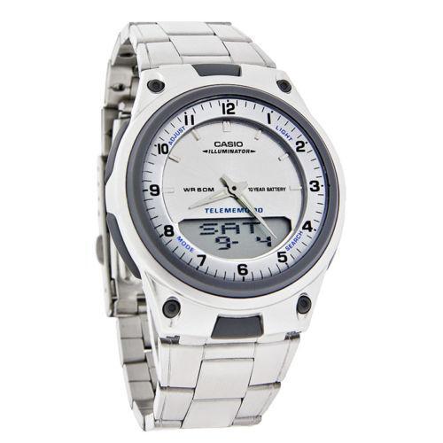 casio illuminator telememo 30 martlocal Setting Time Casio Watches Casio Watch Setting Directions
