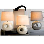 Nachttischlampe Landhaus