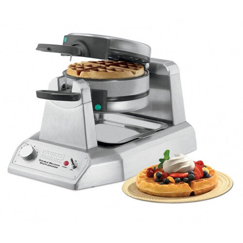 Waffle Maker - Double, 1400 watts