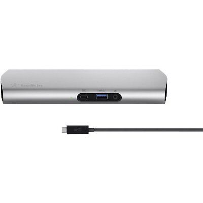Belkin USB-C Express Dock 3.1 HD [For Business / Brown Box] (b2b152tt)