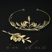 Goldene Hochzeit Diadem