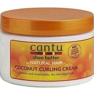cantu beurre karit pour cheveux naturels noix de coco friser cr me 340g. Black Bedroom Furniture Sets. Home Design Ideas