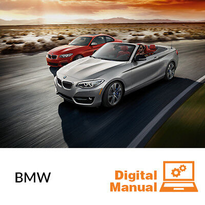 Bmw   Service And Repair Manual 30 Day Online Access