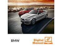 BMW 7 Series Vehicles 2000-2008 Service Repair WorkShop Factory Manual Disc