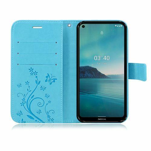 Elegant Bookcover Design: Nokia 3.4 H Lle Handy Tasche Handyh Lle Wallet Case