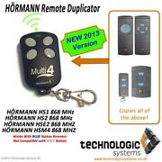 Hormann Remote