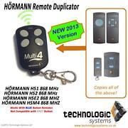 Hormann Remote