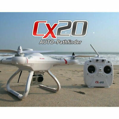 New Brand Cheerson CX20 CX-20 Open-source Version Auto-Pathfinder Quadcopter US