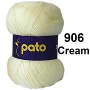 Cream Double Knitting Wool