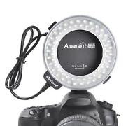 LED Macro Ring Flash Light