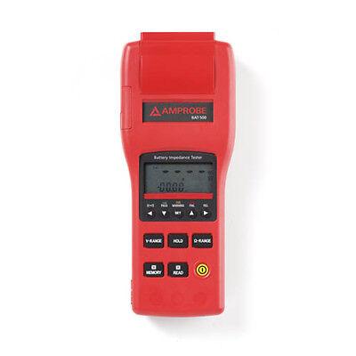 Battery Impedance Tester - Amprobe BAT500 Battery Capacity/Impedance Tester