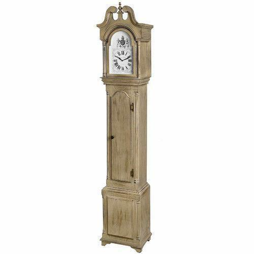 Grandfather wall clock ebay - Wall mounted grandfather clock ...