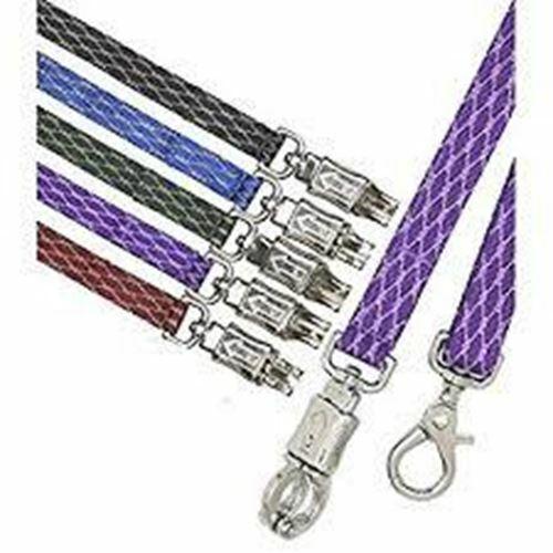 EquiEssentials Diamond Weave Cross Tie