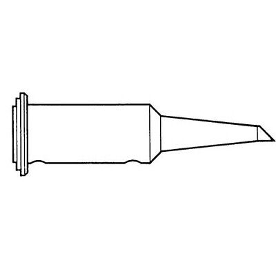Weller Psi2 Ps Single Flat Solder Tip 2.36mm For Psi100 Portasol Iron