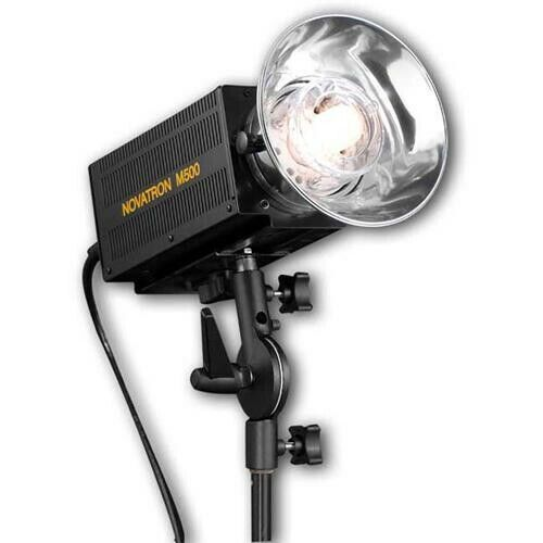 *NEW* Novatron M-500 Monolight Flash