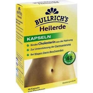 BULLRICHS HEILERDE KAPSELN 48St 2021319