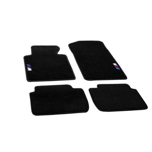 Bmw m5 floor mats ebay for Bmw m sport floor mats