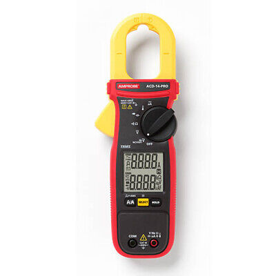 Amprobe Acd-14-pro 600v600a Trms Acdc Autoranging Clamp Meter W Ncv