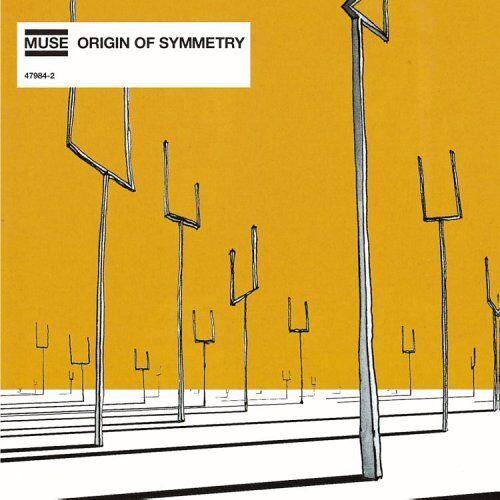 MUSE - ORIGIN OF SYMMETRY (CD) Sealed