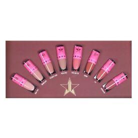 Mini Velour Liquid Lipstick Nudes Volume 1