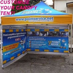 Outlet Tags Custom Canopy Tent Packages ONLY $599.99 Gatineau Ottawa / Gatineau Area image 4