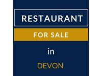 Restaurant for Sale in Exmouth, Devon | CALL NOW: 07403420911