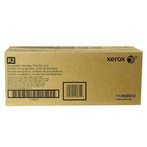 GENUINE OPEN BOX XEROX 113R672 113R00672 XEROGRAPHIC TRANSFER UNIT 5645 5740