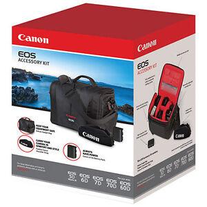 Canon EOS 5D/6D/7D/60D/70D DSLR Accessory Kit - New, Unopened