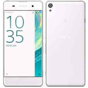Sony Xperia xa white phone unlocked