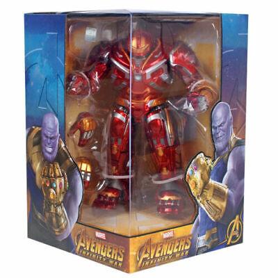 Armored Hulkbuster Avengers Infinity War Marvel 8