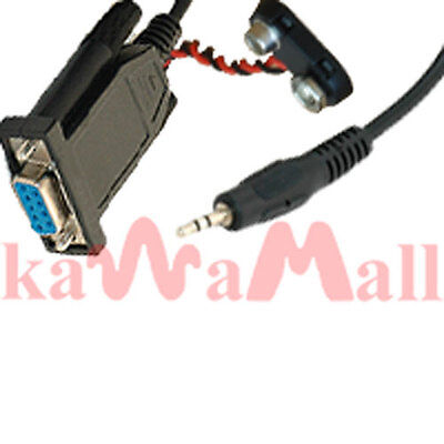 Programming Cable For Motorola Gp2000 P040 Cp200 New