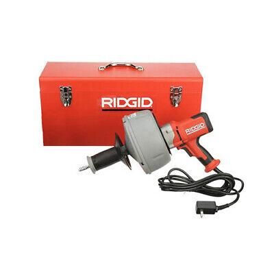 Ridgid K-45-1 230v 36053 Manual Sink Machine W C-1ic Case 230v