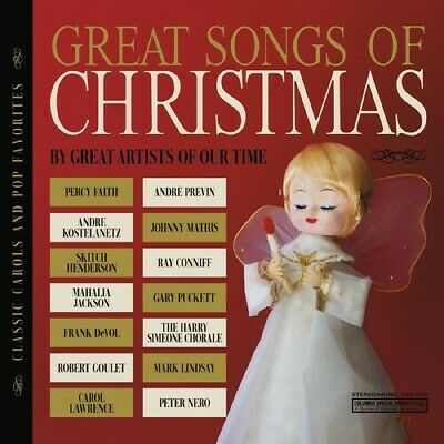 PRE-ORDER Various Artist - Great Songs Of Christmas: Classic Carols [CD New] ()