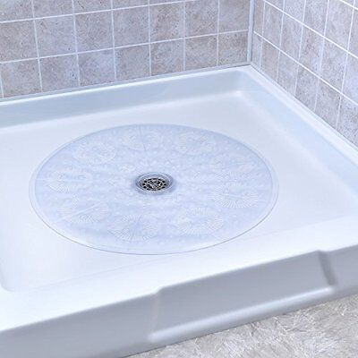 New Essential Round Shower Mat Free Shipping