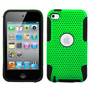 iPod Touch 4 Green Silicone Case
