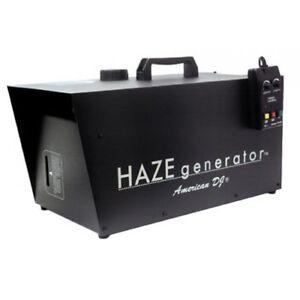 ADJ Haze Generator (Fog Machine)REDUCED!!