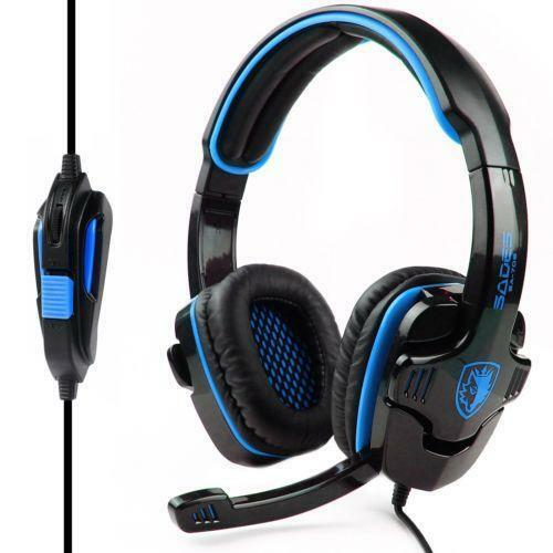 Gaming Headset with Mic | eBay